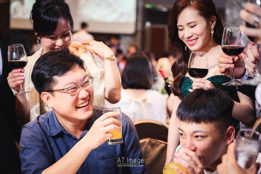 <婚攝> 浩詮 & 怡婷 / 台北花園酒店