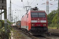 152 149-1 (Disktoaster) Tags: eisenbahn zug railway train db deutschebahn locomotive güterzug bahn pentaxk1