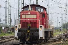 296 042-5 (Disktoaster) Tags: eisenbahn zug railway train db deutschebahn locomotive güterzug bahn pentaxk1