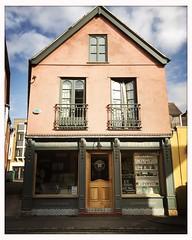Cowley Mediterranean (breakbeat) Tags: hipstamatic cowleyroad janedc oxford beautifulfacade architecture rafaela shopfront window