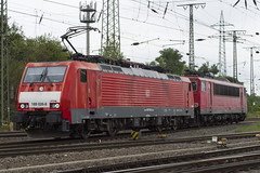189 026-8 (Disktoaster) Tags: eisenbahn zug railway train db deutschebahn locomotive güterzug bahn pentaxk1