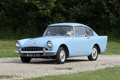 Sunbeam Alpine (1962) (Roger Wasley) Tags: 1962 sunbeam alpine wud270 toddington classic car vehicle sports