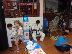 DSC02892 (bigboy2535) Tags: wado karate federation hua hin wkf 7 years old thailand sensei john oliver party
