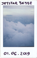 In the cloud (Duong RKUDO) Tags: mintcamera fujifilm instax cloud film