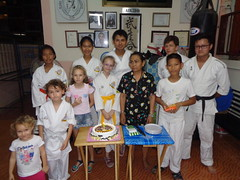 DSC02882 (bigboy2535) Tags: wado karate federation hua hin wkf 7 years old thailand sensei john oliver party
