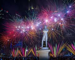 National Day Celebration (REVIT PHOTO'S) Tags: singapore fireworks alt superior bicentennial singaporeriver stamfordraffles ndpeeps ndp2019