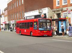GAL SE84 - YX60FCY - ELTHAM HIGH STREET - SAT 3RD AUG 2019 (Bexleybus) Tags: goahead go ahead london eltham se9 south east high street shopping centre adl dennis enviro 200 tfl route b16 se84 yx60fcy