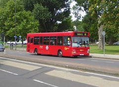 GAL LDP274 - LX06EYU - ELTHAM HILL - SAT 3RD AUG 2019 (Bexleybus) Tags: goahead go ahead london eltham se9 south east hill green yorkshire grey adl dennis dart ldp274 lx06eyu tfl route b16