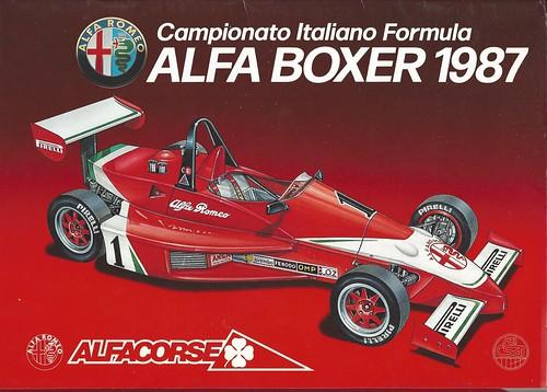 Formula Boxer 1987