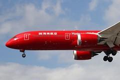 B787 B-6998 London Heathrow 02.08.19-lge4 (jonf45 - 5 million views -Thank you) Tags: airliner civil aircraft jet plane flight aviation london heathrow international airport lhr egll 787 b787 dreamliner 789 b789 hainan airlines boeing 7879 b6998