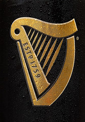 Can of Guinness (Bernie Condon) Tags: tin can guinness stout draught beer alcohol drink black gold irish flash studio