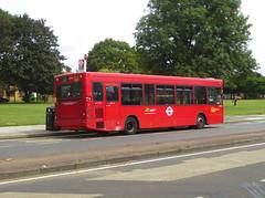 GAL LDP274 - LX06EYU - OSR - ELTHAM HILL - SAT 3RD AUG 2019 (Bexleybus) Tags: goahead go ahead london eltham se9 south east hill green yorkshire grey adl dennis dart ldp274 lx06eyu tfl route b16
