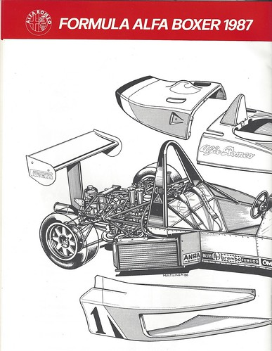 Formula Boxer Engine and Gearbox