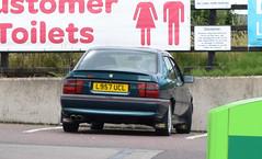 1994 Vauxhall Cavalier SRI (>Tiarnán 21<) Tags: l975 ucl l975ucl vauxhall cavalier green