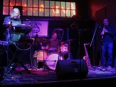 Thomas Dimuzio, Scott Amendola, and Phillip Greenlief 3 (michaelz1) Tags: livemusic ivyroom albany experimentalmusic improvisation