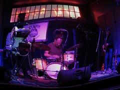 Thomas Dimuzio, Scott Amendola, and Phillip Greenlief 2 (michaelz1) Tags: livemusic ivyroom albany experimentalmusic improvisation