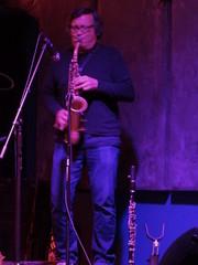 Phillip Greenlief 2 (michaelz1) Tags: livemusic ivyroom albany experimentalmusic improvisation phillipgreenlief