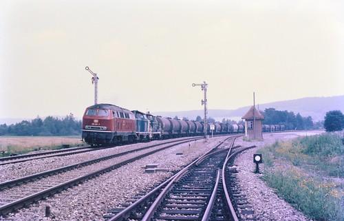 Essendorf, 215 101, 13.07.1985, Gag 55863