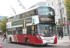 Bus Eireann VWD60 (172C4386). (Fred Dean Jnr) Tags: buseireannroute205 cork buseireann volvo b5tl wright eclipse gemini3 vwd60 172c4386 august2019 stpatricksstreetcork