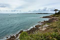 L'entrée du Golfe du Morbihan à Port Navalo (ijmd) Tags: france morbihan golfedumorbihan presquîlederhuys landscape paysage portnavalo