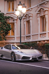 Ferrari 430 Scuderia - Monaco the 5th of August, 2019 (BSP - Supercar) Tags: supercar ferrari scuderia hermitage montecarlo monaco frenchriviera carphotography carspotting photography night luxury