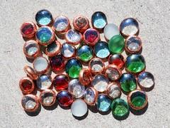 Light Memories (Robert Cowlishaw (Mertonian)) Tags: glass canon concrete cement powershot markiii bypl mertonian g1x robertcowlishaw backyardphotolab canonpowershotg1xmarkiii light texture pieces memory