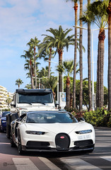 Bugatti Chiron X G63 6x6 AMG - Cannes the 6th of August, 2019 (BSP - Supercar) Tags: bugatti chiron cannes frenchriviera elegance hypercar carphotography photography luxury carspotting carlton nature