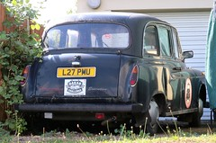 L27 PMU (Nivek.Old.Gold) Tags: 1994 fairway driver plus executive 2664cc carbodies taxi longlanecarcentre dakarchallenge