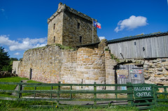 Photo of Balgonie Castle
