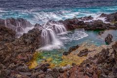 Natural Pool (Daniel.Peter) Tags: brandung canaryislands flickr kanarischeinseln spain spanien tenerife teneriffa dpe3x rockpool surf