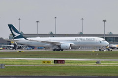 B-LQA A350-941 Cathay Pacific (eigjb) Tags: blqa a350941 cathay pacific airbus a350 hong kong jet airliner dublin airport ireland eidw international collinstown aviation aircraft airplane aeroplane 2019 transport