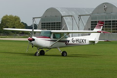 Cessna 152 II G-HUXY (Gavin Livsey) Tags: sywell ghuxy c152 cessna