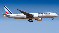 Boeing 777-228(ER) F-GSPM Air France (William Musculus) Tags: plane spotting aviation airplane paris charles de gaulle roissy roissyenfrance lfpg cdg william musculus fgspm air france boeing 777228er af afr
