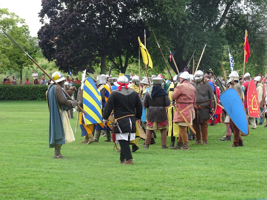 The World's newest photos of reenactment and uk - Flickr