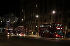 LTZ 1486, Parliament Street, December 28th 2016 (Southsea_Matt) Tags: ltz1486 lt486 route88 wright routemaster borismaster nbfl parliamentstreet london greaterlondon england unitedkingdom bus omnibus vehicle transport canon 80d sigma 1850mm december 2016 winter goahead night