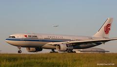 Airbus A330-200 Air China (Moments de Capture) Tags: airbus a330200 a330 airchina aircraft plane avion aeroport airport spotting lfpg cdg roissy onclejohn canon 5d mark3 5d3 mk3 momentsdecapture