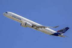 F-WWXB // Airbus // A350-941 // Tolouse (SimonNicholls27) Tags: fwwxb airbus a350900 tls lfbo tolouse a350 350900 a350941 350941
