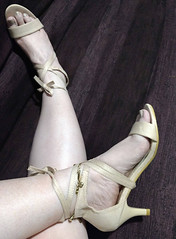 IMG_20190808_164652145~2 (eirenna_unveiled) Tags: foot feet toes legs sandals polishedtoes polishedtoenails