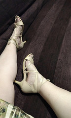 IMG_20190808_165552119~2 (eirenna_unveiled) Tags: foot feet toes legs sandals polishedtoes polishedtoenails