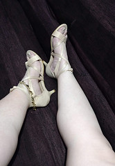 IMG_20190808_165219867~2 (eirenna_unveiled) Tags: foot feet toes legs sandals polishedtoes polishedtoenails