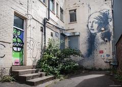 "Gareth's Photo of the Week 31 ""Backstreet art"""