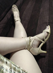 IMG_20190808_165901507~2 (eirenna_unveiled) Tags: foot feet toes legs sandals polishedtoes polishedtoenails