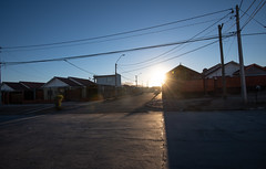 Long shadows (MrBlackSun) Tags: ovalle limari province capital nikon d850 santiago de chile total solar eclipse 2019