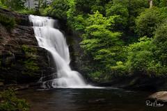 Secret Falls (Reid Northrup) Tags: rrs nature cascade forest highlands longexposure nikon northcarolina reidnorthrup rocks scenic secretfalls trees waterfall