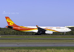 B-8117 A333 HAINAN AIRLINES YBBN (Sierra Delta Aviation) Tags: hainan airlines airbus a333 brisbane airport ybbn b8117