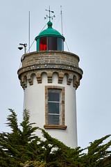 Phare de Port Navalo (ijmd) Tags: france morbihan golfedumorbihan presquîlederhuys portnavalo phare lighthouse