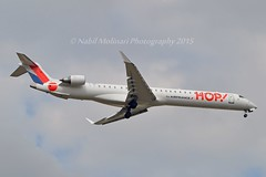 Hop! F-HMLJ Bombardier CRJ-1000EL (CL-600-2E25) cn/19015 opby Brit Air @ LFPO / ORY 22-03-2015 (Nabil Molinari Photography) Tags: hop fhmlj bombardier crj1000el cl6002e25 cn19015 opby brit air lfpo ory 22032015