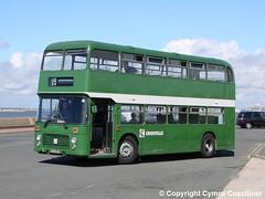 Ghost of Crosville (Cymru Coastliner) Tags: crosville bristolvrt vr ecw dvg487 wtu487w bus newbrighton wirral