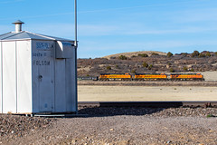 South Folsom (Kyle Yunker) Tags: bnsf electric general locomotive gevo es44dc es44ac train south folsom new mexico track railroad