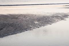The sea as abstract artist (Bente Nordhagen) Tags: abstrakt bølgemønser mønsterisand sand strand abstract seaside beach waves water